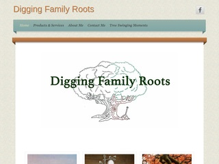 Digging Family Roots
